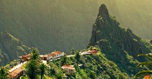 El barranco de Masca es el más visitado de Tenerife