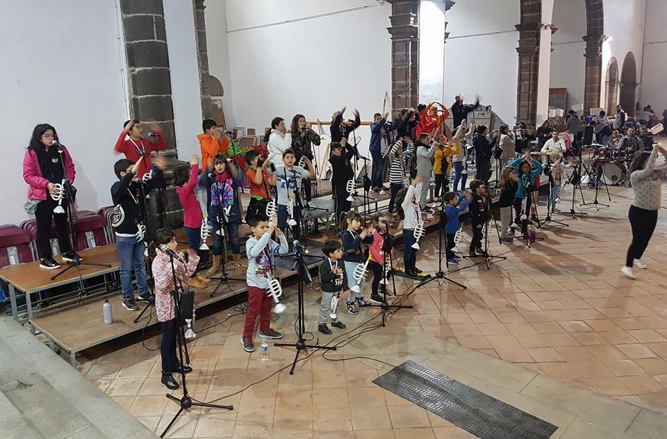Resultado de imagen de Garachico celebrará el IX Certamen de Murgas Infantiles del Norte de Tenerife