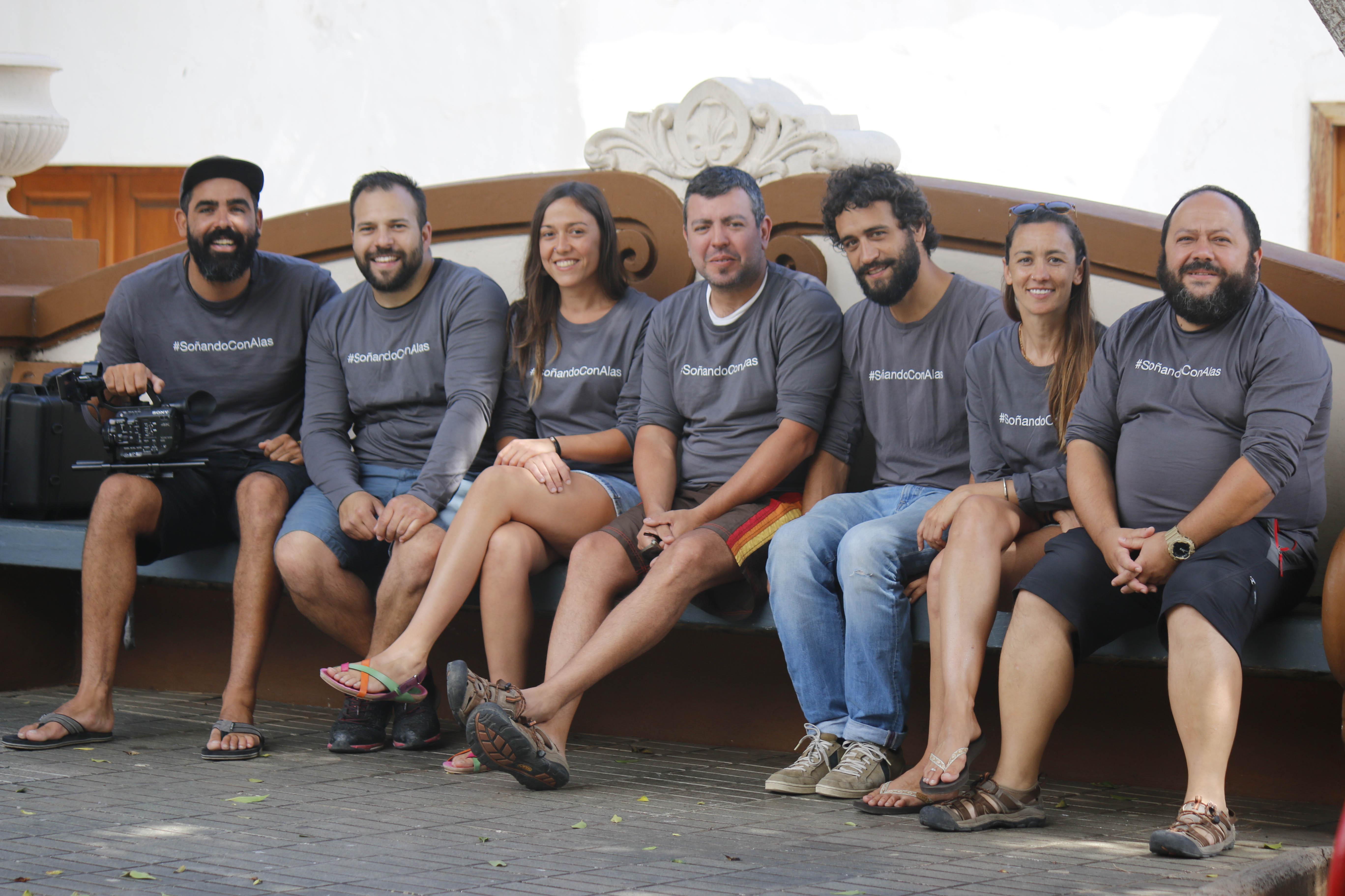 Equipo de Birding Canarias