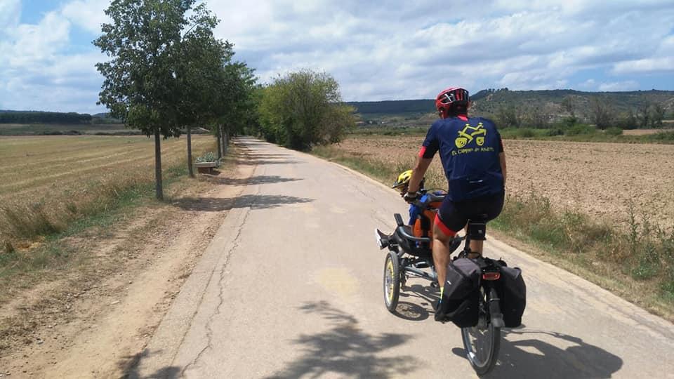 Fotos: fan page El camino de Andrés