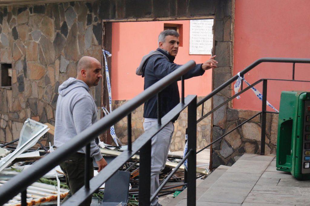 Las muestras de apoyo hacia Garachico y los afectados por el mar de leva han llegado en forma de colaboraciones e iniciativas para recaudar fondos