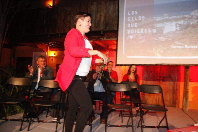 presentación psoe los silos 2019 Macu León