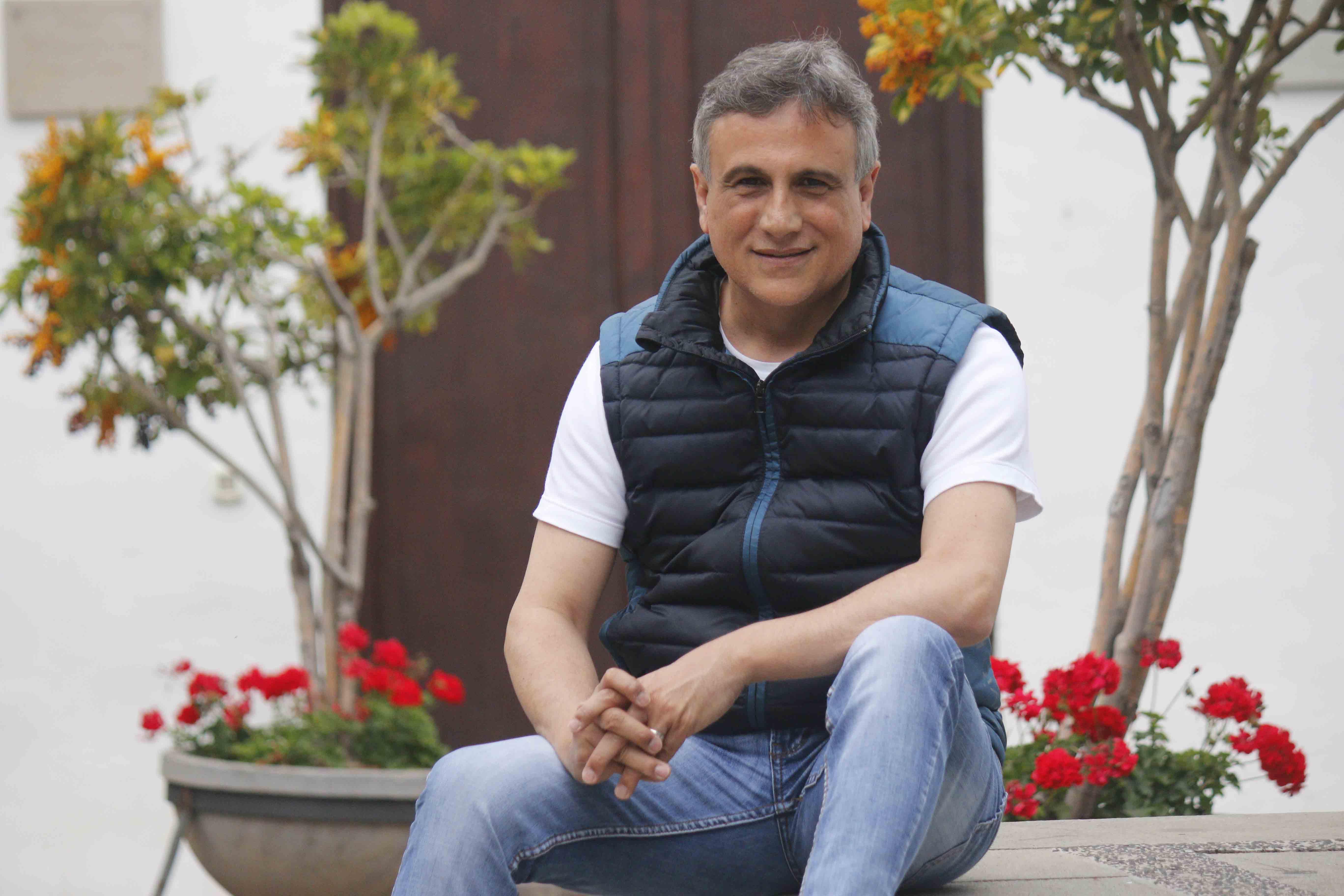 Heriberto González, alcalde de Garachico, asegura que el municipio estará a la altura con esta situación humanitaria