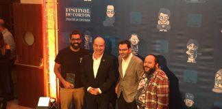 Germán Pinelo cortos La Orotava